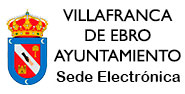 Sede electrónica Villafranca