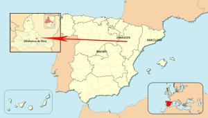 Localización Villafranca